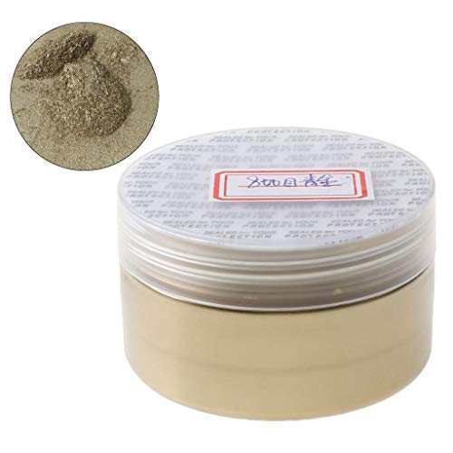 QIANGU Pendant Necklaces, Metallic Powder Resin Pigment Jewelescent Metal Tones Pearl Powder Colorant Dye
