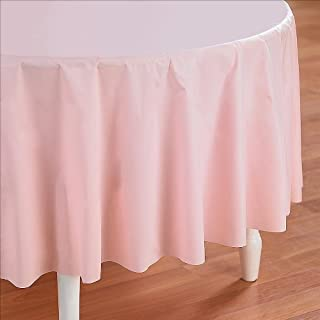 disposable round table covers