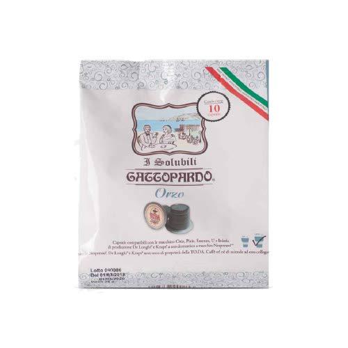 NESPRESSO compatibili 160 Capsule ORZO Gattopardo