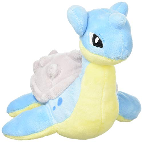Pokemon Center Original Fit Lapras Lokhlass Lapras Plush Peluche