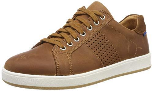 Richter Jungen Sneaker, Braun (cognac 2900), 36 EU