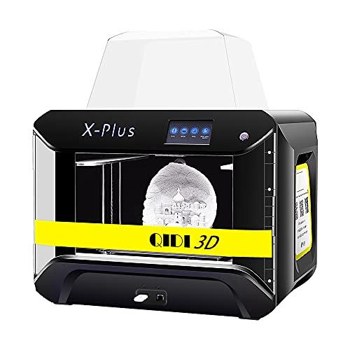 QIDI TECH X-Plus Large Size 3D Printer,WiFi Function,High Precision Printing with ABS,PLA,TPU,Flexible Filament,270x200x200mm