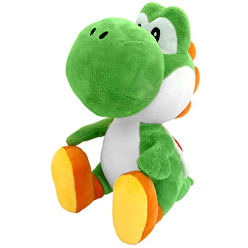 Super Mario-Kong-Luigi-Toad-Yoshi, Peluche, Peluches, 5 personnages Disponibles! (Yoshi:32cm)