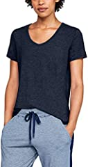 Under Armour Camiseta de Manga Corta para Mujer - 1329478