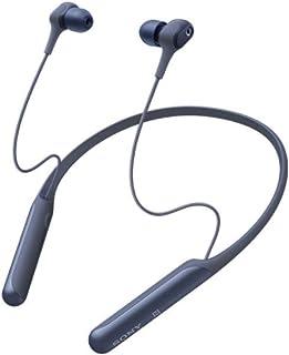 ソニー ワイヤレスノイズキャンセリングイヤホン WI-C600N : Bluetooth対応/ Amazon Alexa搭載 /モデル/apt-x対応 2019年モデル / マイク付き /ブルー WI-C600N LM