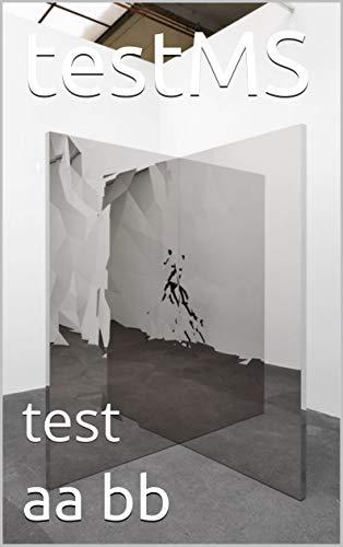 testMS: test (English Edition)