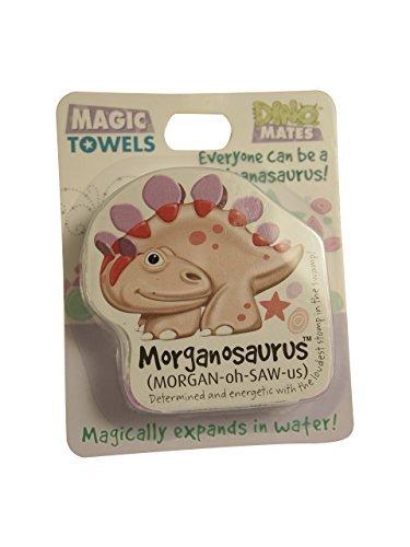 John Hinde DinoMates Magic Towel, Morgan
