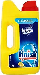 Finish Dishwasher Detergent - 1 kg (Lemon)