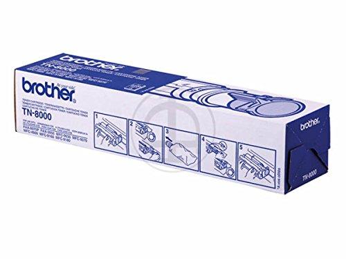 Brother Fax 8070 P (TN-8000) - original - Toner schwarz - 2.200 Seiten