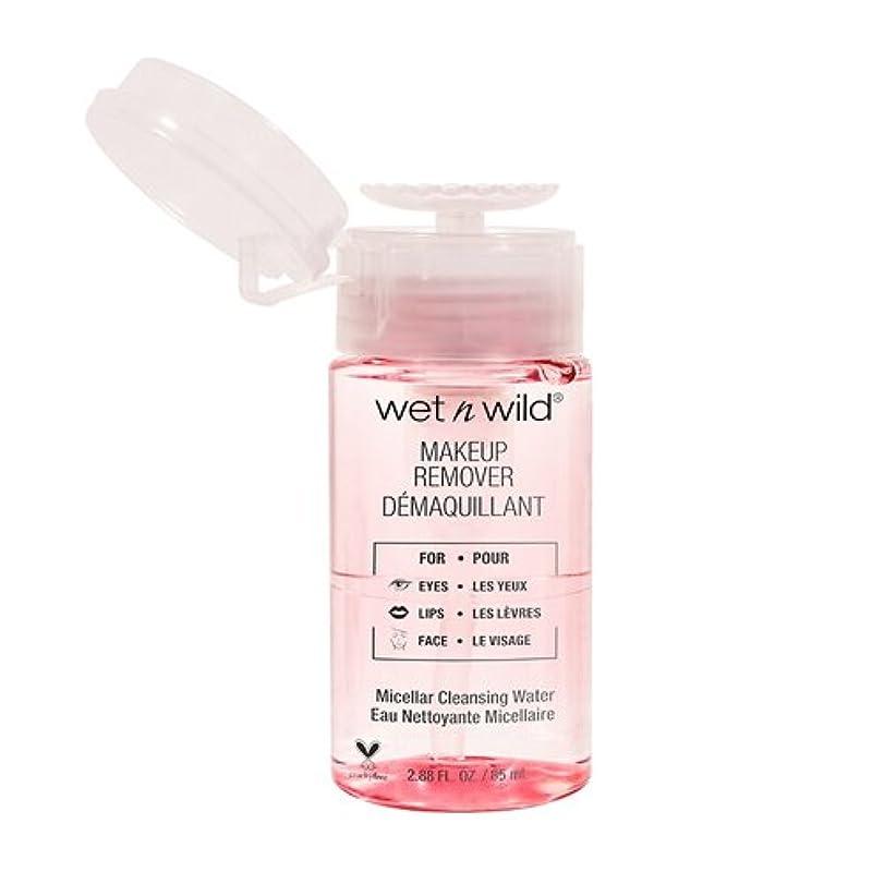 不適当排他的サイトライン(3 Pack) WET N WILD Makeup Remover -Micellar Cleansing Water (並行輸入品)