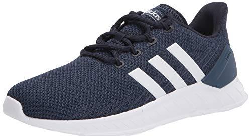 adidas Men#039s Questar Flow Nxt Running Shoe Ink/White/Crew 13