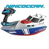 Ninco-NH99032 NincOcean Barco de Policía teledirigido, A partir de 6...