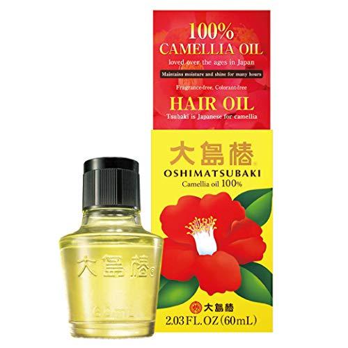 Tsubaki Hair Oil - 60ml