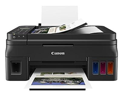 Canon PIXMA G7020 Wireless All-in-One Supertank Printer