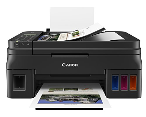 Canon PIXMA G4210 Wireless MegaTank All-in-One Inkjet Printer