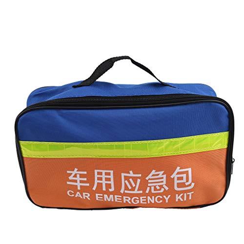 Kaned Vehicle First Aid Kit 7-teiliges Auto-Notfalltaschen-Rettungs-Multifunktionskombinationsset
