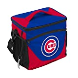 logobrands MLB Chicago Cubs Cooler 24 Can, Team Colors, One Size