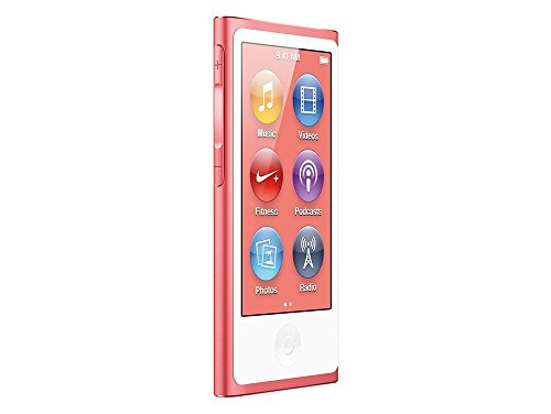 APPLE iPod nano 16GB Incluye AppleCare Protection Plan de la garantía