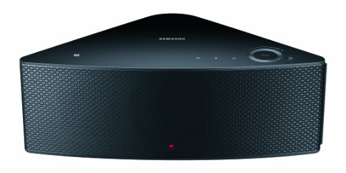 Samsung M5 WAM 550 Wireless-Multiroom Lautsprecher (WiFi, Bluetooth, NFC, TV Sound-Connect, DLNA) schwarz