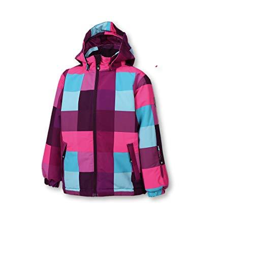 Color Kids Skijacke DIKILU für Mädchen lila Gr. 122