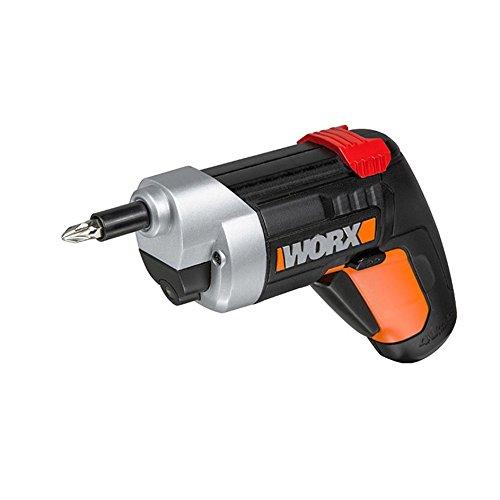 WORX WX252 Extended Reach XTD Cordless Screwdriver, 4 V