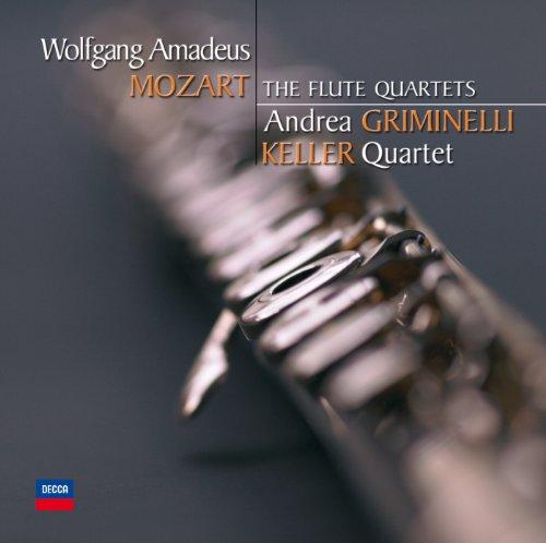 Mozart: Flute Quartet No.3 in C, K.App.171 - 2. Tema (Andantino) con variazioni