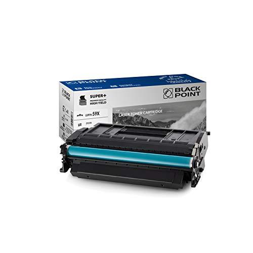 Black Point XL Toner Kompatibel zu HP CF259X mit Chip - Schwarz - für HP Laserjet Pro MFP M428dw, Laserjet Pro MFP M428fdn, Laserjet Pro MFP M428fdw, Laserjet Pro M404dn, Laserjet Pro M404dw - mit TÜV