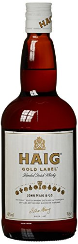 Haigs Gold Label Scotch Whisky, 1er Pack (1 x 700 ml)