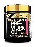 Optimum Nutrition ON Gold Standard Pre Workout en Polvo con Creatina Monohidrato, Beta Alanina,...