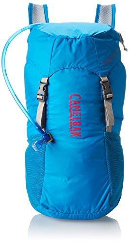 Pack Sac d'hydratation Arete 18 INTL, Jewel Blue / Argent, 59 x 30 x 27 cm, 16 litres, 62 285