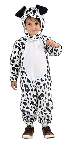 Toddler Dalmatian Dog Fancy Dress Costume 2-3 yrs (disfraz)