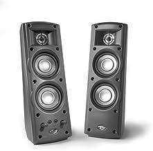 Klipsch ProMedia Ultra 2.0 PC Speaker System- Black