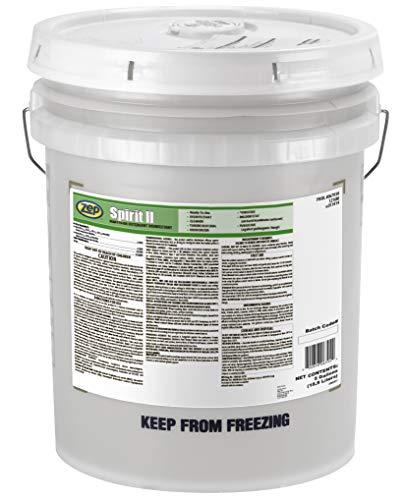 Zep Spirit II Germicidal Cleaner and Deodorant 5 Gallons 67939 (1 Bucket)
