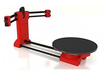 Demeuble @ Ciclop Open Source 3D Scanner For 3D Printer Scanner