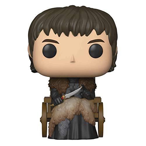 Jokoy Funko Pop Pop Television : Game of Thrones - Bran Stark 3.9inch Vinyl Gift for Boys Fantasy Television Fans Chibi