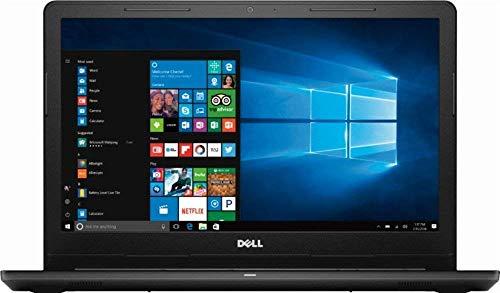 Dell Inspiron 15 3000 Series 15.6 inch HD Laptop PC, Intel Celeron Processor N4000 up to 2.6 GHz, 4GB DDR4 RAM, 500GB 5400 RPM HDD, Intel UHD Graphics 600, DVD-RW, Bluetooth 4.1, HDMI, USB, Windows 10