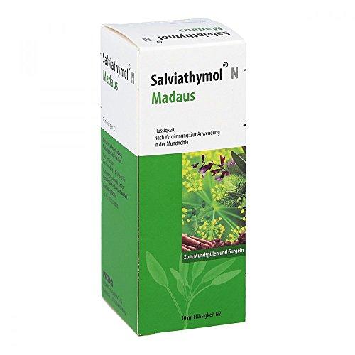 Salviathymol N Madaus, 50 ml