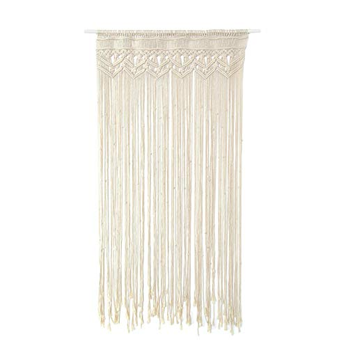 Misis Macrame wall hanging Wall Hanging Art Woven Wall Decor Tapestry Large Boho Wedding Backdrop Wall Decoration For Party DecorationsLiving RoomGalleryApartment Bedroom dependable