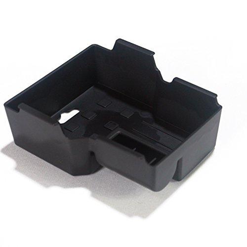 per Koleos 2017 2018 2019 Plastica interno bracciolo Storage box organizer Holder copertura Trim 1PCS