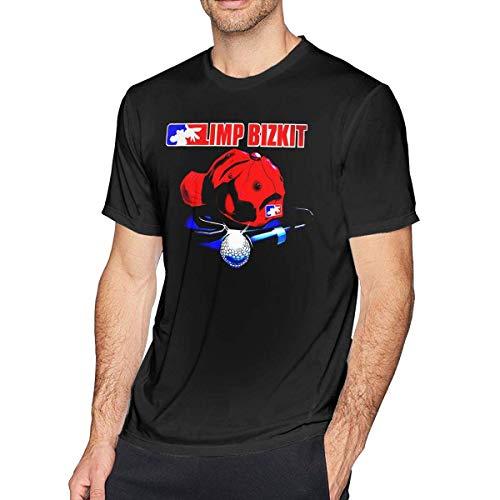Mens Particular Limp Bizkit T-Shirt Black,Small