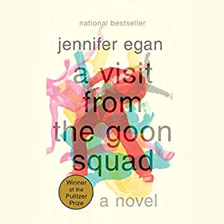 A Visit from the Goon Squad                   By:                                                                                                                                 Jennifer Egan                               Narrated by:                                                                                                                                 Roxana Ortega                      Length: 10 hrs and 7 mins     50 ratings     Overall 4.3