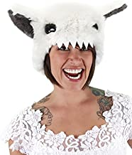 Abominable Snowman Costume Yeti Hat by elope