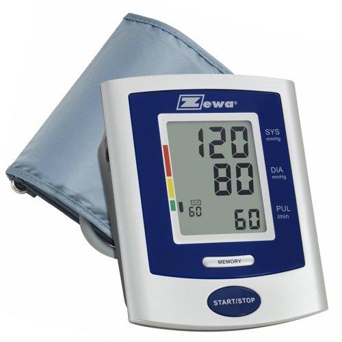 Zewa UAM-830XL Automatic Blood Pressure Monitor with XL Cuff