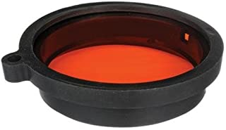 Ikelite 6441.41 UR/Pro Blue Water Color Correction Filter for 3-Inch Diameter Port (Clear)