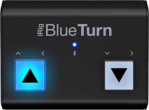 Pedal Vira-Páginas iRig BlueTurn IK Multimedia