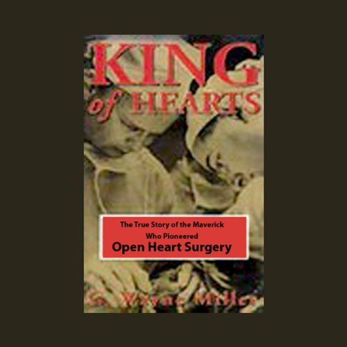 King of Hearts audiobook cover art
