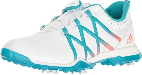 adidas Women's Adipower Boost BOA Golf Shoes, FTWR...