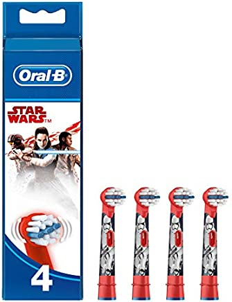 Oral-B Brossettes Avec Personnages Star Wars x 4