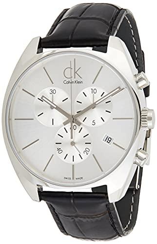 Calvin Klein K2F27120 Orologio Cronografo, Uomo