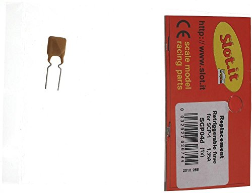 Slot.it SCP04d Replacement Retriggerable Fuse for SCP Controllers